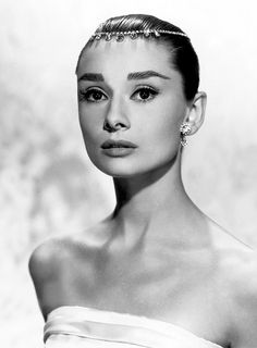 Audrey Hepburn for Funny Face (1957).