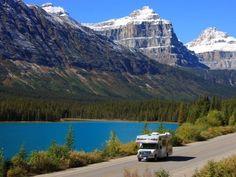 BBI Travel specialist voor reizen naar Ierland, Noorwegen, IJsland, Zweden, Finland, Canada en Hurtigruten. Canadian Rockies, Banff National Park, Campervan, Calgary, Vancouver, Trail, Canada, Mountains, Nature