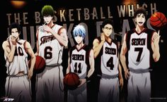 Kuroko's Basketball HD Wallpaper