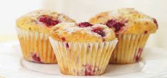 raspberry kefir muffins - by my boyfriend ricardo ; Muffin Recipes, Baking Recipes, Whole Food Recipes, Yummy Recipes, Ricardo Recipe, Kefir Recipes, Raspberry Muffins, Fruit Preserves, Fermented Foods