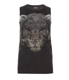 Tigre Crew T-shirt | AllSaints