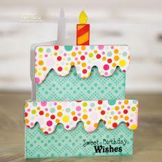 Sweet Birthday Wishes - Scrapbook.com