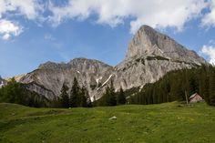 Kalbling und Sparafeld - Ennstaler Alpen (Gesäuse)