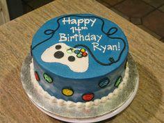 Best Image of Xbox Birthday Cake . Xbox Birthday Cake A Counselors Confections Xbox 360 Birthday Cake 10 Birthday Cake, 14th Birthday, Birthday Ideas, Birthday Parties, Video Game Cakes, Cake Videos, Video Games, Playstation Cake, Emoji Cake