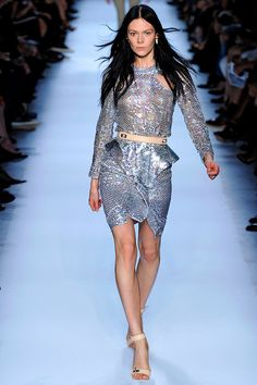 Givenchy Spring 2012. Having way too much fun browsing the Paris RTW collections.