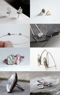 Handmade Raw Gemstone Jewelry
