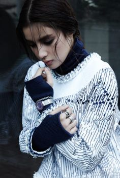 Vill Wannarot Sonthichai for Charriol Swiss Luxury Watches, Charriol, Very Beautiful Woman, Female Actresses, Ulzzang, Wattpad, Womens Fashion, Sad, Clothes
