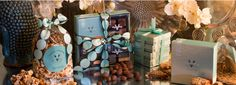 We have assorted chocolates. Chocolate covered nuts.  Some gluten free and sugar free.  We really do have it all.