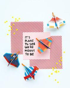 12 New Candy-Free Valentines   Oh Happy Day!   Bloglovin'