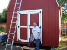 14 Best 12x16 Barn Shed Images In 2019 Shed Plans 12x16