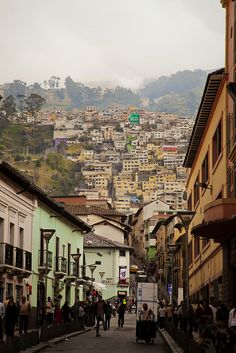 Quito, Ecuador  - International Convention January 2015 - YEP, we're going!!!! ♥♥♥