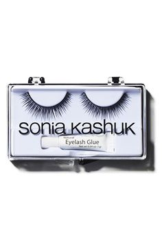Sonia Kashuk Full Volume Eyelashes, $4.99, available at Target.