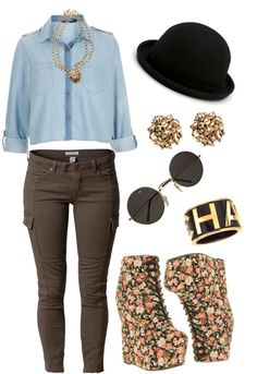 """""""LIONSOHMY"""" by abbygbrewer ❤ liked on Polyvore"""