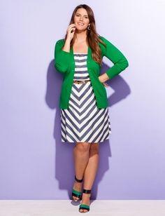 Eloquii.com (Limited for us Plus Size ladies!)