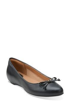 Clarks® 'AlitayGiana' Flat (Women) available at #Nordstrom
