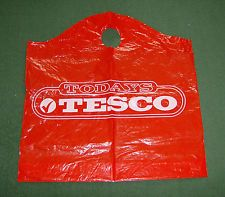 Vintage Tesco Bag