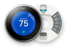 Today Deals 20% OFF Nest Learning Thermostat 3rd Generation Works with Amazon Alexa | Amazon:   Today Deals 20% OFF Nest Learning Thermostat 3rd Generation Works with Amazon Alexa | Amazon #TodayDeals #DailyDeals #DealoftheDay - A thinner sleeker design. A bigger sharper display. The 3rd generation Nest Learning Thermostat is more beautiful than ever. With Farsight it lights up when it sees you coming and shows you the time or temperature from across the room. And the Nest Thermostat is…