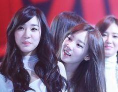 Tiffany and Taeyeon