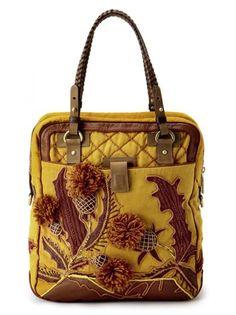 H.P.FRANCE VINTAGE 2012AW JAMIN PUECH  Bag