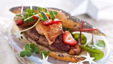 Le hamburger RossiniOsez la version fast food de luxe pour Noël !Lire la recette du hamburger Rossini