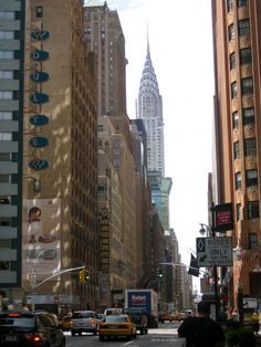 New York City Street View | street-view-chrysler-building