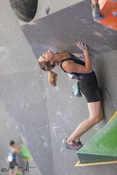 These 10 tips for bouldering might come in handy: I started climbing in late September and just got gifted my first pair of climbing shoes. May 2015 be the year of trying top roping and nailing some consistent v4's.