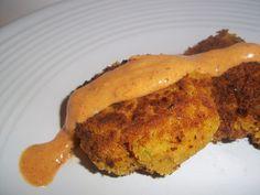 Vegan Wifestyle: Vegan Dinner: Butternut Squash Chickpea Cakes