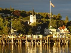 Beautiful Mackinac Island