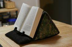 Book pillow. #PrimroseReadingCorner