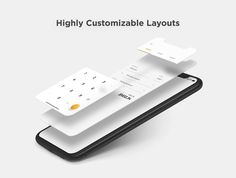 About Aurelia is a minimal and modern Wallet app specially designed to fit right into the new iOS It's the result of an obsession to simplify the user Web Design, App Ui Design, Interface Design, Branding Design, Dashboard Design, User Interface, Logo Design, Graphic Design, Web Mockup