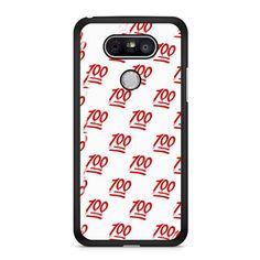 Keep It One Hunnit 100 Emoji LG G5 Case Dewantary