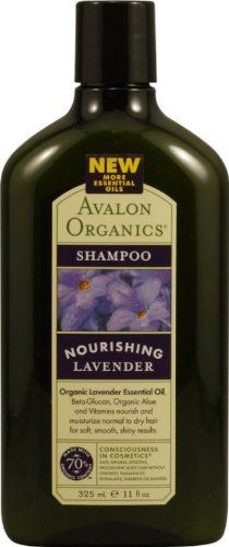 Lavander Shampoo 320mL Brand Avalon Organics ** Read more reviews of the product by visiting the link on the image.(This is an Amazon affiliate link and I receive a commission for the sales)