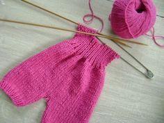 tricot, poupées, tutoriel Plus -
