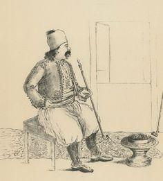 Eugene Peytier (1793-1863)-Ο Πετρόμπεης Μαυρομιχάλης