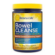 Renew Life Bowel Cleanse, 12.3 Ounces