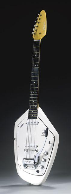 John Lennon's Vox V251 Guitar Prototype