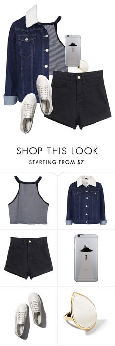 """""""Sarcasm"""" by rants101 ❤ liked on Polyvore featuring Topshop, Abercrombie & Fitch and Ippolita"""