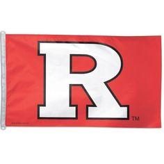 Rutgers Scarlet Knights Flag 3' X 5'