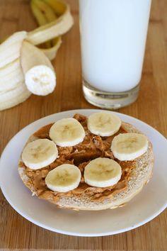 Healthy Convenience Foods: Mini Whole-Grain Bagel