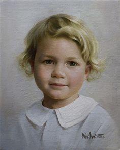 Brian Neher, specializes in capturing the likenesses of clients of all ages. Private and corporate commissions, premier portrait painter. Oil Painting Trees, Painting People, Painting & Drawing, Painting Clouds, Pastel Portraits, Painting Portraits, Child Portraits, Corporate Portrait, Professional Portrait