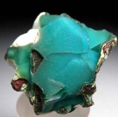 Chrysocolla afte Azurite from Live Oak Mine, Inspiration, Gila Co., Arizona, USA [db_pics/pics/t630a.jpg]