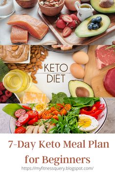 want to start a keto diet to lose weight but not sure where to start? Here is a beginner's 7-day keto diet menu to get in ketosis and lose your first 10 pounds in a week. This low-carb diet is full of delicious meals including keto breakfast like egg and bacon, lunch and dinner like beef stroganoff. Check out this ketogenic way of eating to get started now. Delicious Meals, Yummy Food, Beef Stroganoff, Healthy Lifestyle Tips, Keto Meal Plan, Diet Menu, Low Carb Diet, Lunches And Dinners, 10 Pounds