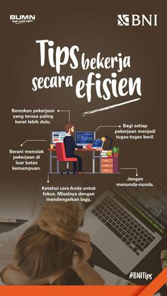 Tips berkerja secara efisien