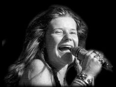 I've been heard, on occasion, belting this one out while doing the dishes. :) (JANIS JOPLIN Mercedes Benz - 1970)