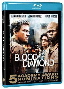 Amazon.com: Blood Diamond [Blu-ray]: Leonardo DiCaprio, Djimon Hounsou, Jennifer Connelly: Movies & TV
