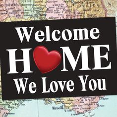 Missionary homecoming poster | missionary | Pinterest | Missionary ...