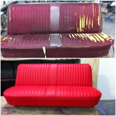1000 Images About Car Interior Restorations On Pinterest
