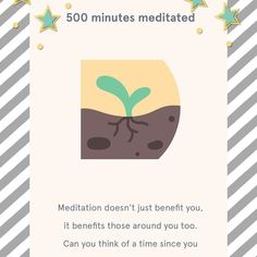 500 minute goal reached on Headspace App #lifecoach #christianlifecoach #meditation @headspace #calmdown #quietthechaos #relaxing #noregrets #goalsetting #500strong