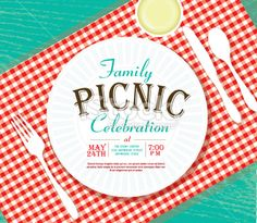 Picnic Flyers Idea  Google Search  Flyer Design