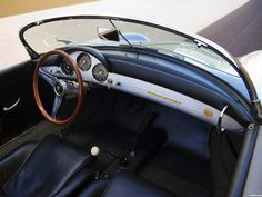 Porsche 356 A 1600 Super Speedster